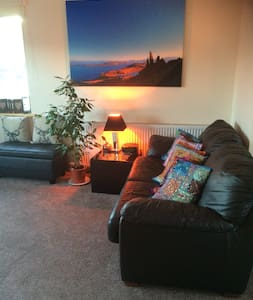 In walking distance of Portree  parking available - Apartemen