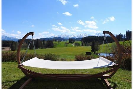Beautiful Bavarian Apartment for 4 - Rückholz