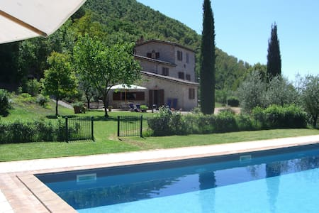 Acquasparta Villa with swimming pool - Villa
