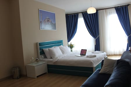 One bed room in Sultanahmet Wifi - Apartemen