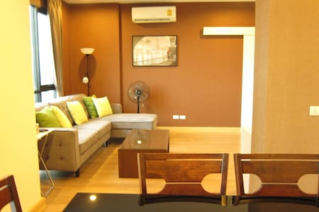 Spacious 3 Bed Apartment Chaengwattana / Impact - Pak Kret - Flat