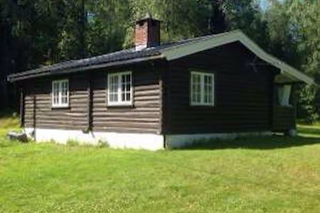 Hytte ved Langen. - Cabin