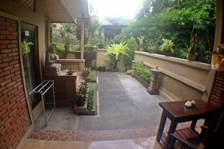 Cozy, Natural Place in Ubud Centre