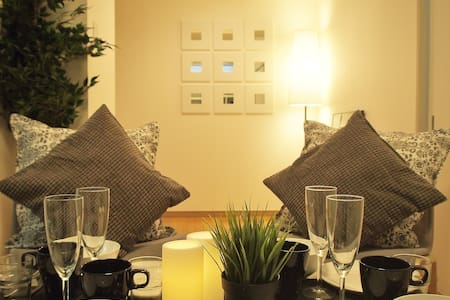 Shinsaibashi ST 5min/RamenMAP/provided Free wifi90 - Apartment