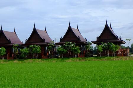 1 bed room - Tambon Bua Pak Tha - Haus