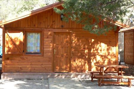 Bungalow de madera 6 personas  - Albarracín - House