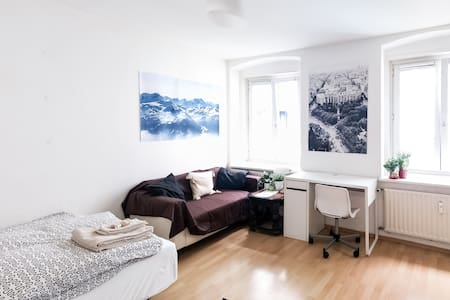 City Center Studio Apartment - München - Apartment