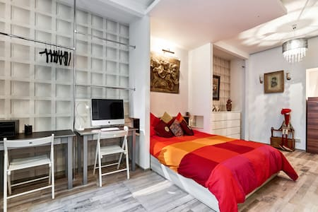 Chic'n'Rock Apart 120m² — 800 m to Old Town - Riga - Appartamento