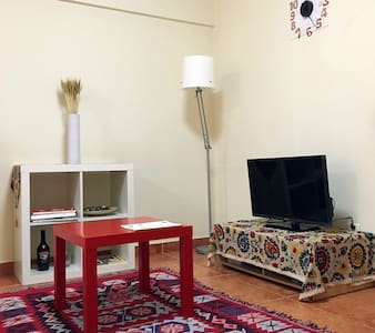 A cozy apartment near CBD at sihui subway station - Beijing - Apartment