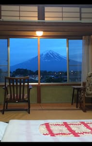 Mt.Fuji Traditional Japanese style room 2 - Gjestehus