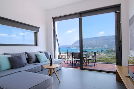 SEAMETRY - SEA VIEW 1 - Souda - Apartment
