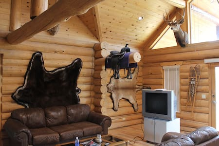 Horsehead Mountain 4 BR Lodge - Monticello - Haus