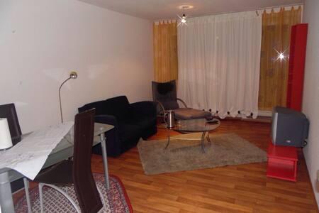 Privet room Bremen Hbf(Balkon) - Lejlighed