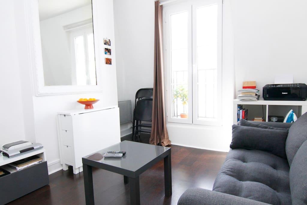 Lounge room / Dining room