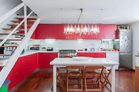 Family House Milan Centre - Loft