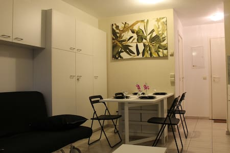 mooie studio (4 pers.) in De Panne - Apartment