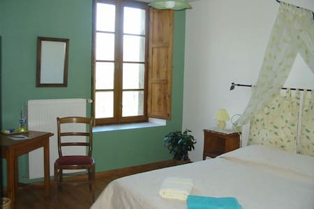 Domaine de l'Abeale - Ch Aubépine - Bed & Breakfast