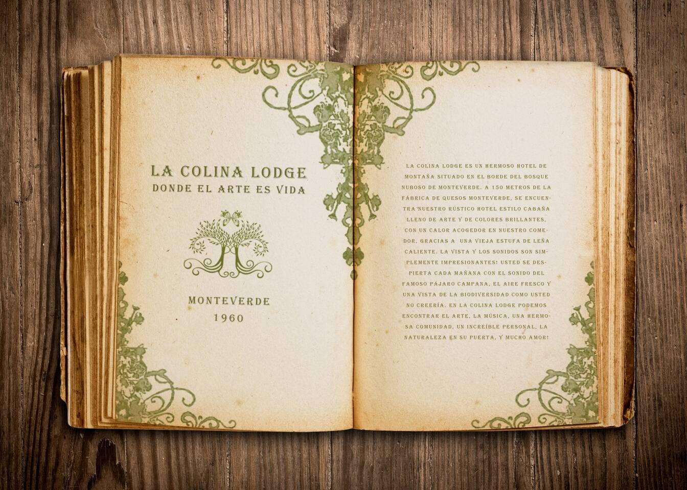 La Colina Lodge, Arte y Naturaleza