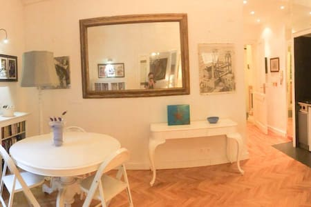 Cute Nest 5 min from Villa Borghese - Wohnung