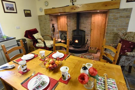 Beautiful 2 Bed Holiday Farmhouse - House