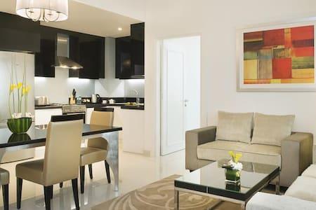 Cozy 1bd Room Hotel Apartment