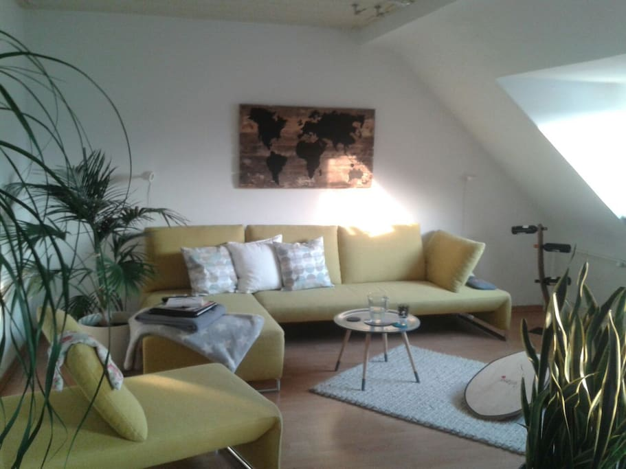 comfortable flat north of cologne