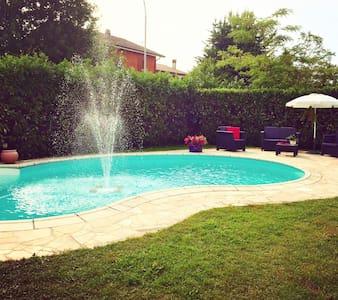 Near Milan best villa's privateroom - Cisliano