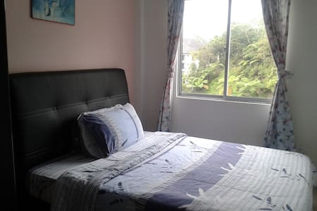 Double bed with view(B-R2) - Apartment