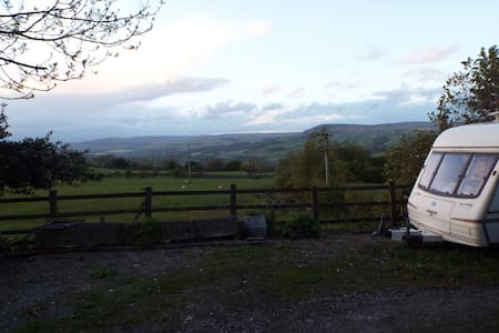 Double Berth Caravan Rural Location - Overig