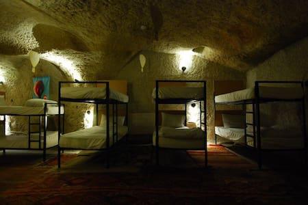 Millennia-old Cave Dorm 2 @Göreme
