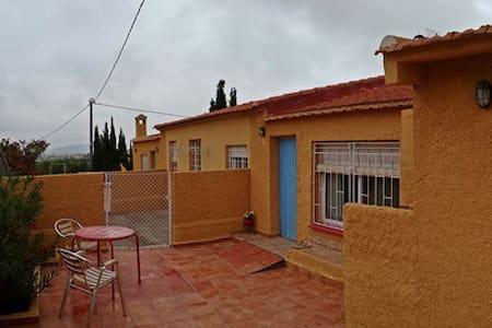 Casa Cristobal rural Shangri La - Bullas