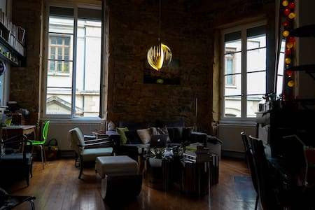 The Top 20 Lofts for Rent in Lyon - Airbnb: loft lyon