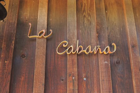 La Cabaña - Your cabin in the woods