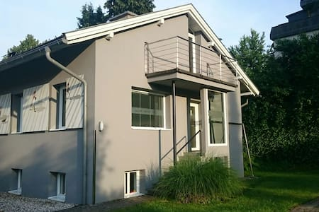 60m2 app. right in the center, private parking - Velden am Wörthersee - Apartmen