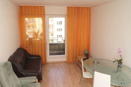 2 Zi. Wohnung in Zentrum - Apartemen