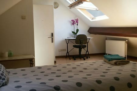 Cosy room, Botanique & centre RP4