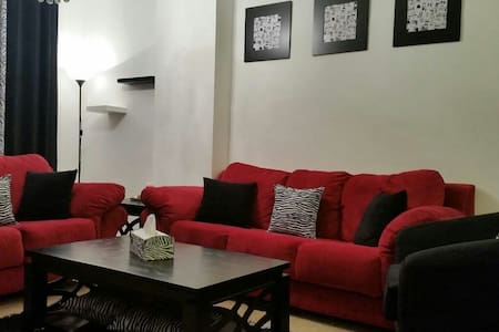 Cozy fully furnished apartment - Amman
