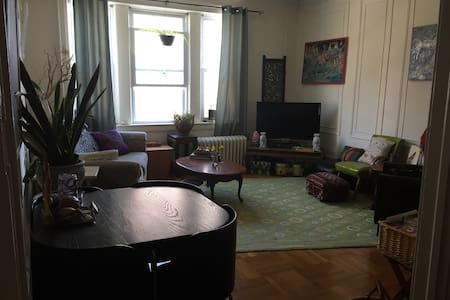One-bedroom apt in the heart of MTC - Montclair - Pis