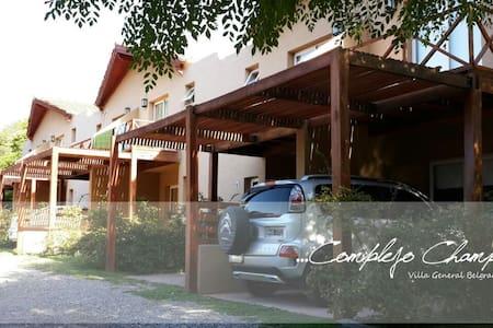 Departamentos duplex en Villa General Belgrano - Villa General Belgrano