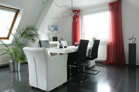 Exklusives Penthouse über 2 Etagen! - Apartment