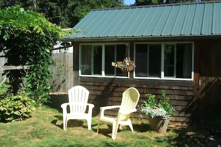 Studio cottage on Vashon Island - Vashon - Cabin
