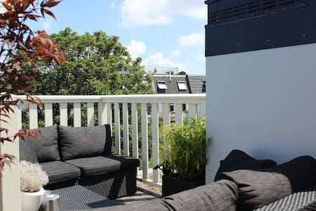 Stylish apartment with roof garden - Amsterdam - Apartment