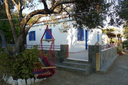 Traditional House in Lesvos island! - Haus