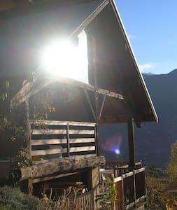 Magnifique T2 dans les Hautes-Alpes - Champcella - Daire