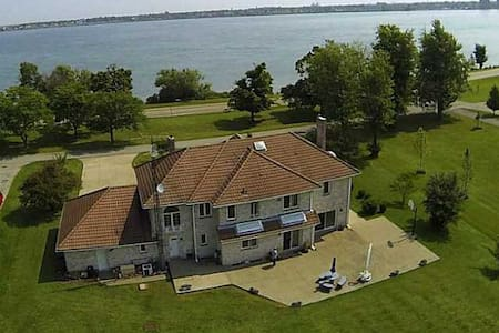 Welcome to our beautiful river front vacation property sitting on famous scenic Niagara Parkway in Fort Erie. It is 20 only minutes away from world famous Niagara falls with a lot of activities for the families.