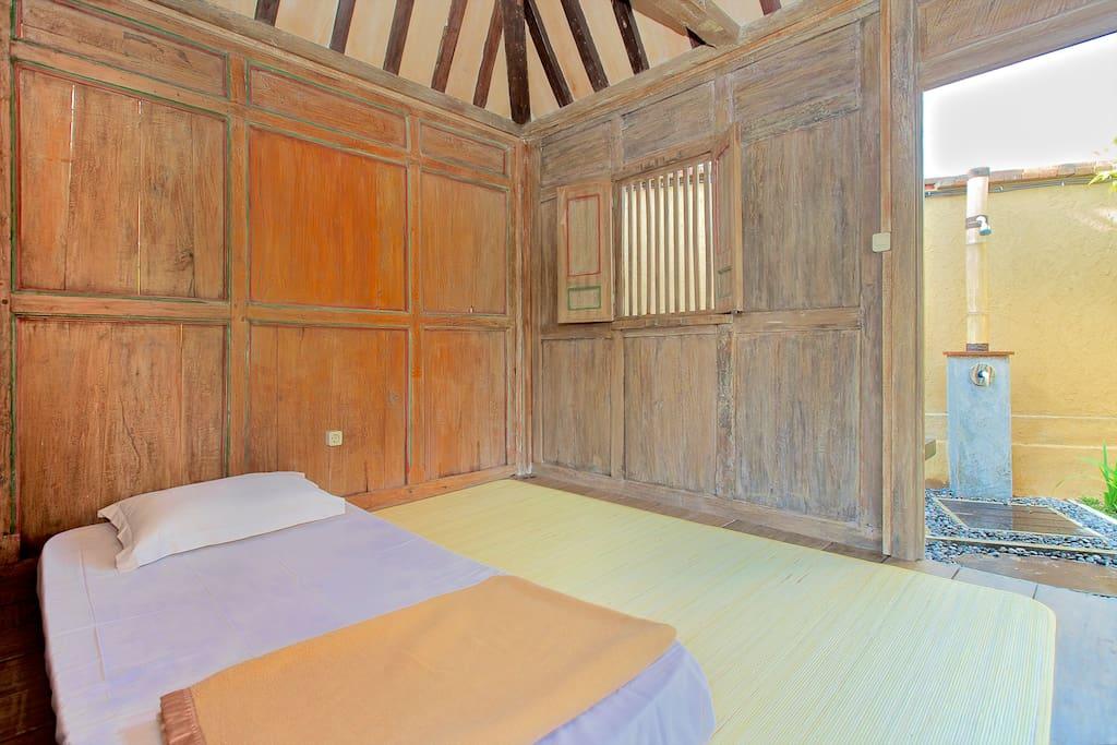 Quaint Wooden Hut