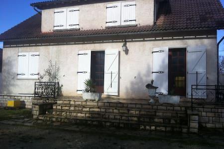 Maison montpezat-de-quercy - Haus