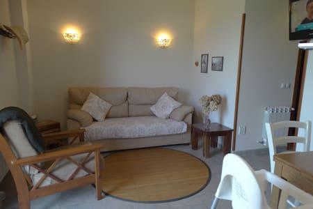 Apartamento Rural en la playa - Navia - Apartament