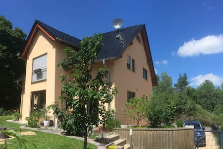 Room with sauna in a quiet location - Potsdam - Casa