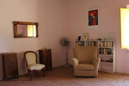 The Pink Room - Certaldo